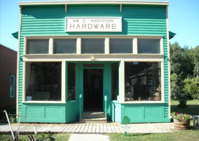 Anderson Hardware Store Minimized